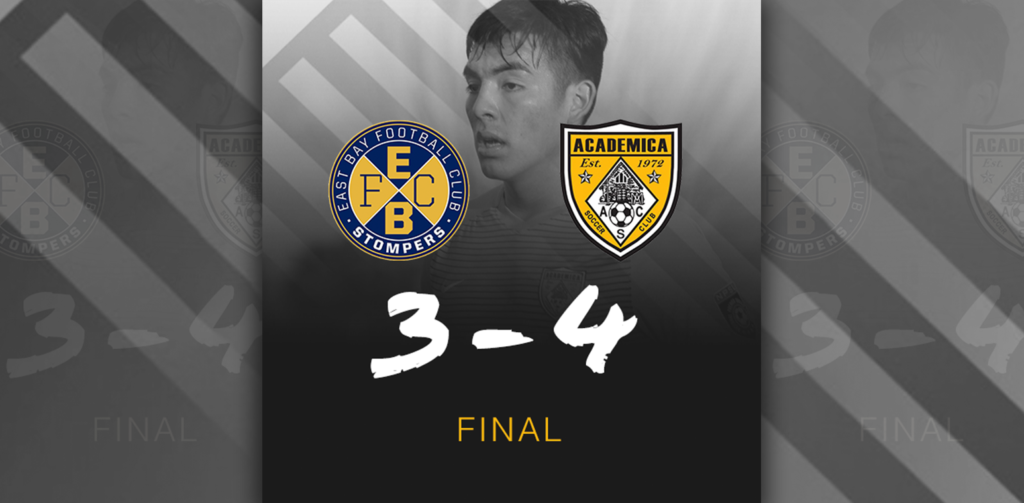 Academica Victorious in East Bay Clash