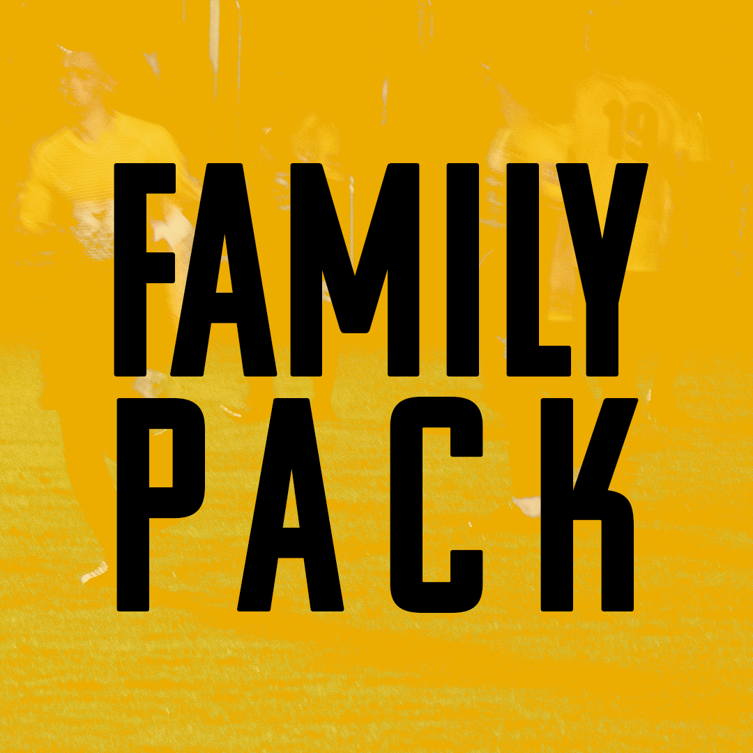 FAMILY PACK button